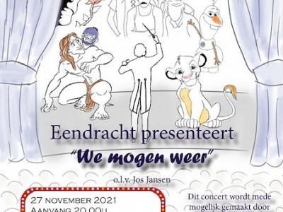 """Concert """"We mog..."""
